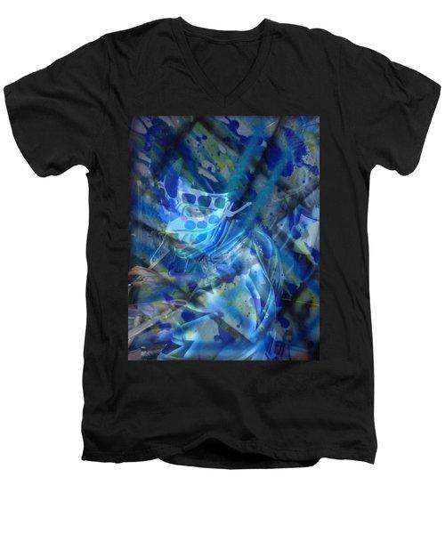 Frozen Men's V-Neck T-Shirt