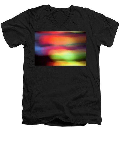 Fruit Salad Men's V-Neck T-Shirt