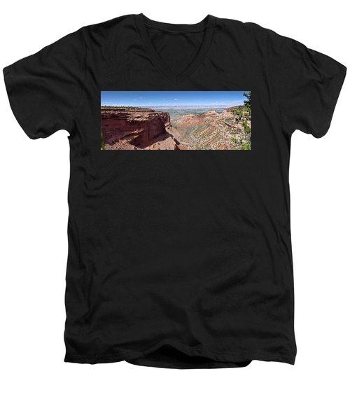 Fruita Men's V-Neck T-Shirt
