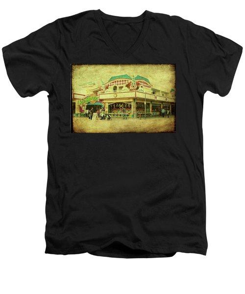 Fun House - Jersey Shore Men's V-Neck T-Shirt