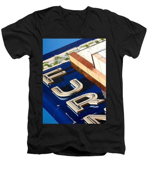 Furn Men's V-Neck T-Shirt