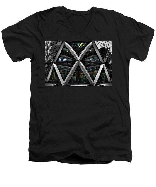 Future Proof Men's V-Neck T-Shirt