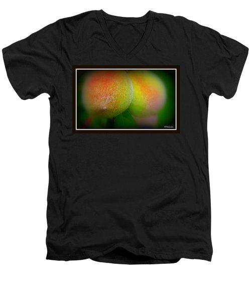 Fuzz Men's V-Neck T-Shirt