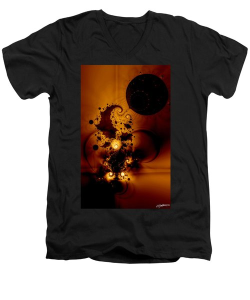 Galileo's Muse Men's V-Neck T-Shirt