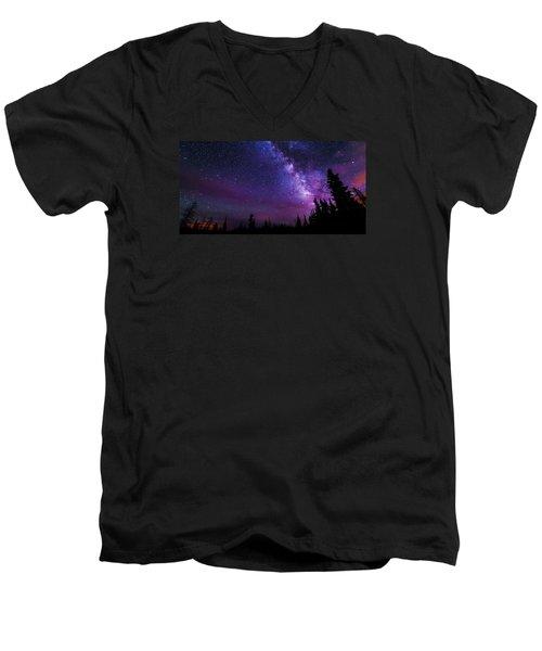 Gaze Men's V-Neck T-Shirt