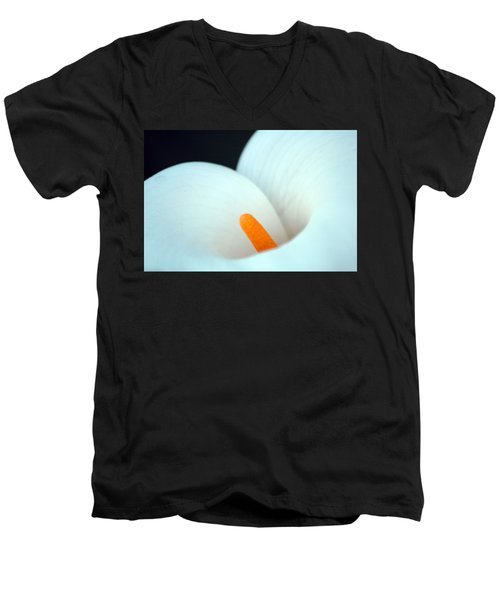 Gentle Embrace Men's V-Neck T-Shirt