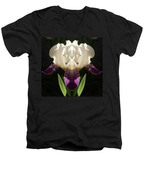 Georgia Men's V-Neck T-Shirt