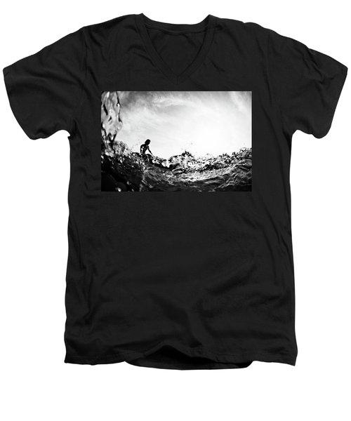 Glass House Men's V-Neck T-Shirt