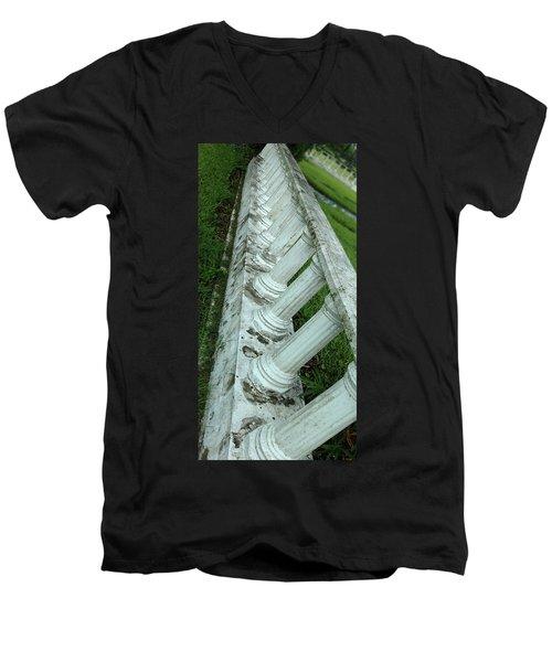 Glide Path Men's V-Neck T-Shirt