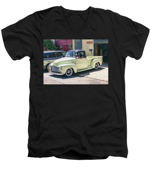 Gmc1 Men's V-Neck T-Shirt