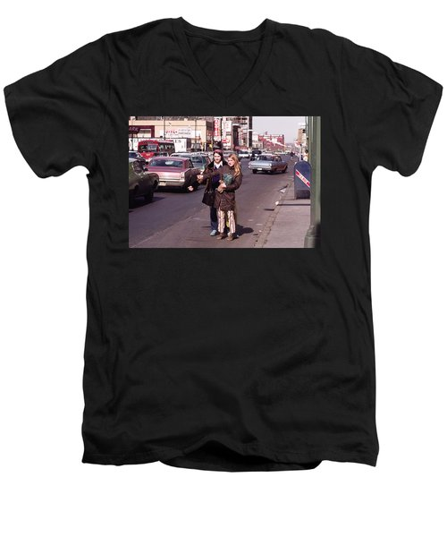 Going Our Way? Men's V-Neck T-Shirt