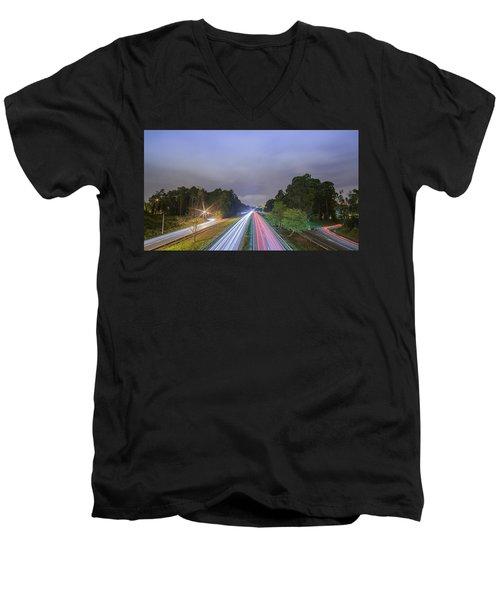 Going Somewere 2 Men's V-Neck T-Shirt