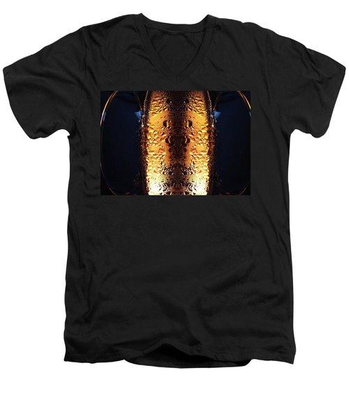 Gold Rules Men's V-Neck T-Shirt
