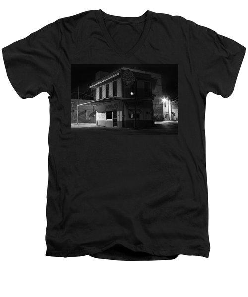 Gone For The Night Men's V-Neck T-Shirt