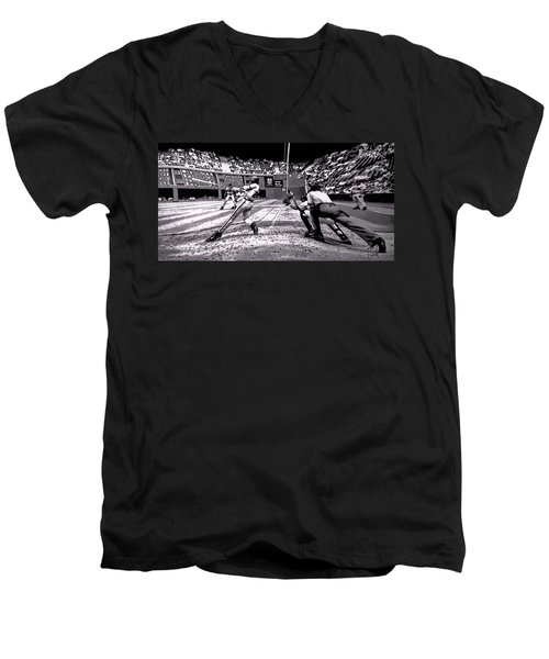 Gone Men's V-Neck T-Shirt