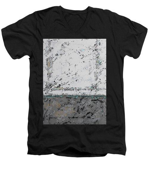 Gray Matters 3 Men's V-Neck T-Shirt