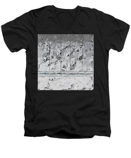 Gray Matters 6 Men's V-Neck T-Shirt
