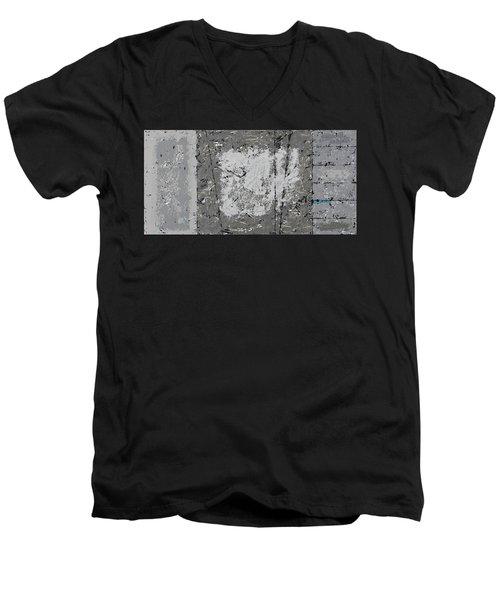Gray Matters 7 Men's V-Neck T-Shirt