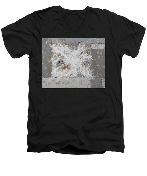 Gray Matters 8 Men's V-Neck T-Shirt
