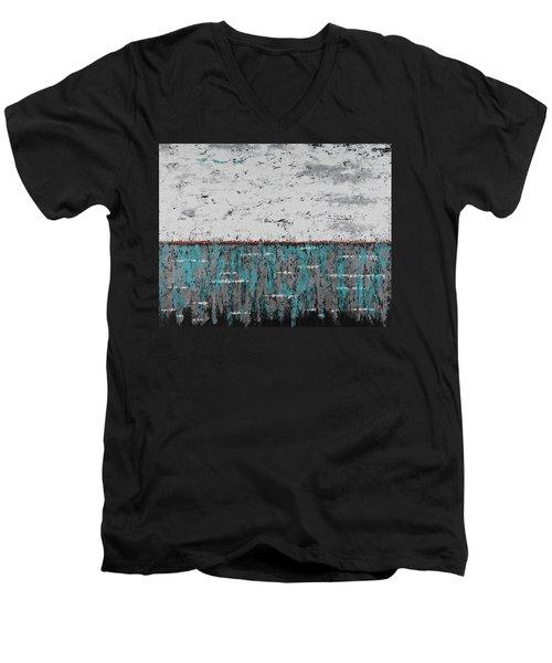 Gray Matters 1 Men's V-Neck T-Shirt