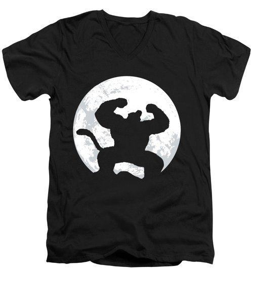Great Ape Men's V-Neck T-Shirt