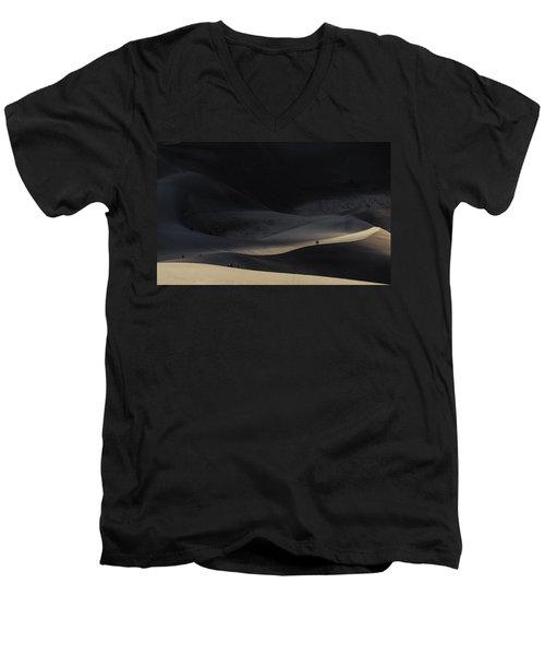Great Sand Dunes National Park Men's V-Neck T-Shirt