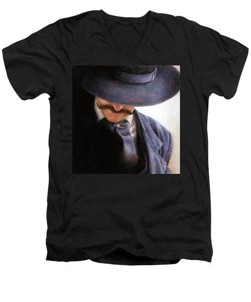 Handlebar Men's V-Neck T-Shirt