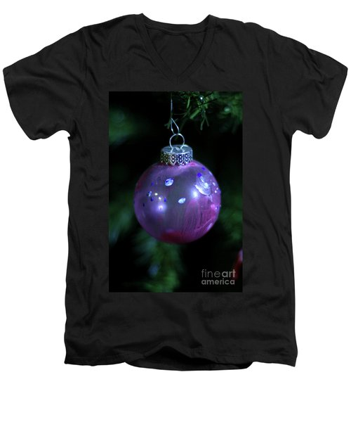 Handpainted Ornament 002 Men's V-Neck T-Shirt