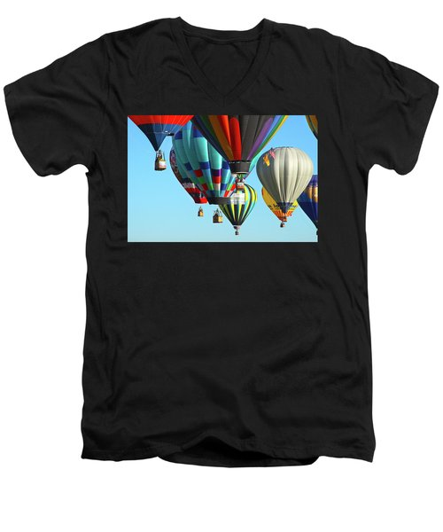 Hanging Around Men's V-Neck T-Shirt
