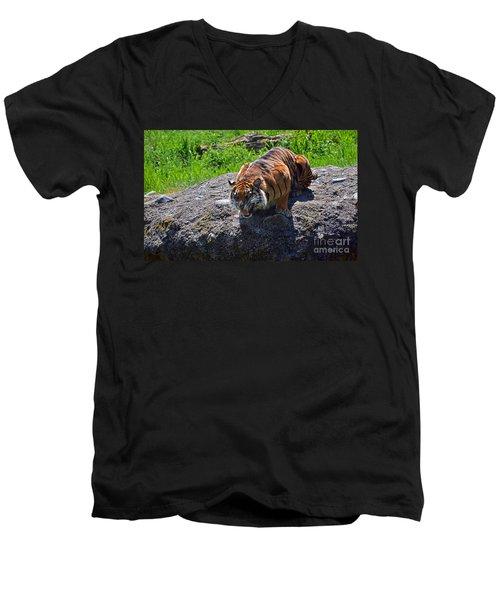 Hangry Men's V-Neck T-Shirt