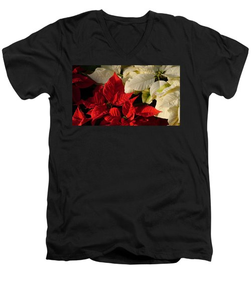 Happy New Year Y'all Men's V-Neck T-Shirt by Tim Good