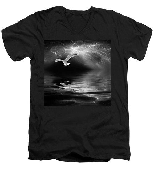 Harbinger Men's V-Neck T-Shirt