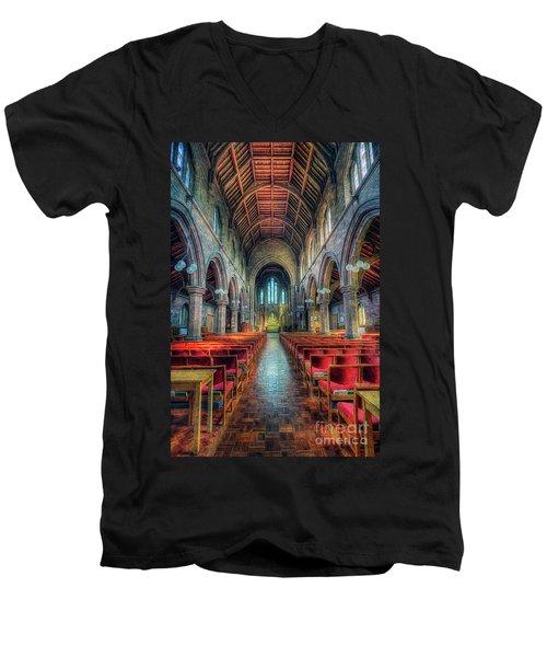 Heavenly Men's V-Neck T-Shirt