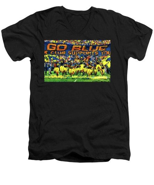 Here We Come Men's V-Neck T-Shirt
