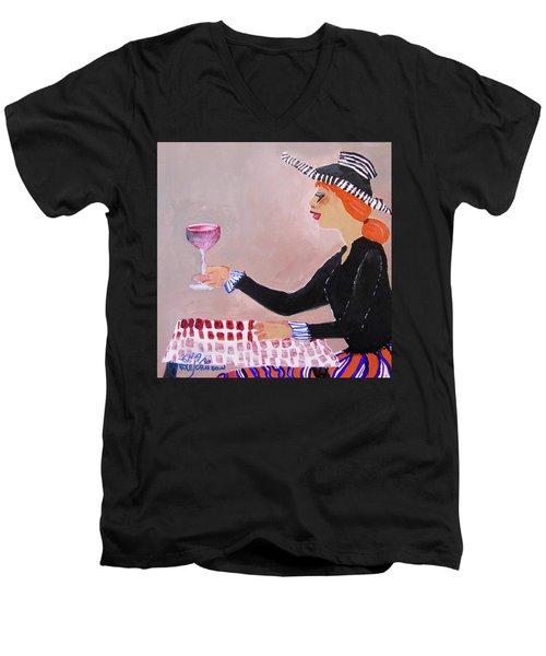 Heres To All The Men I've Jilted Men's V-Neck T-Shirt