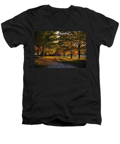 Homecoming Men's V-Neck T-Shirt