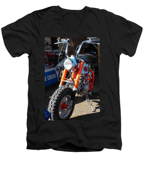 Honda Mini Trail Men's V-Neck T-Shirt