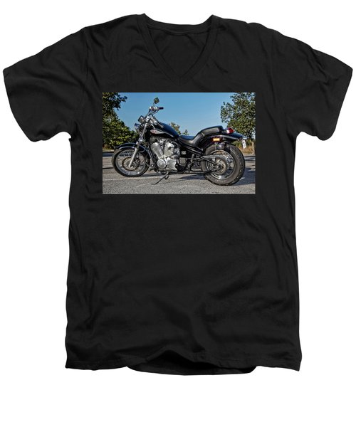 Honda Shadow Men's V-Neck T-Shirt