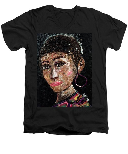 Honey Men's V-Neck T-Shirt