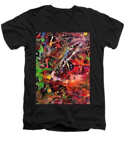 Hook Line And Sinker Men's V-Neck T-Shirt