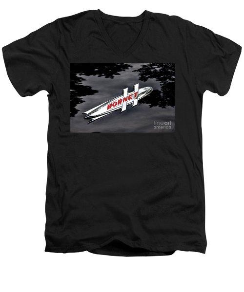 Hornet Men's V-Neck T-Shirt