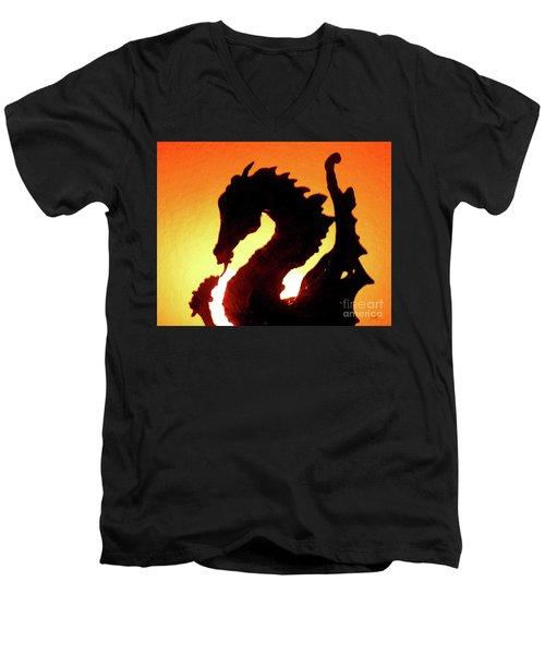 Hot In Here Men's V-Neck T-Shirt