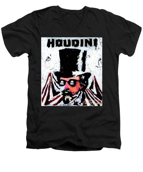 Houdini Men's V-Neck T-Shirt