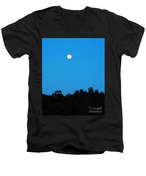 Hualapai Night Men's V-Neck T-Shirt
