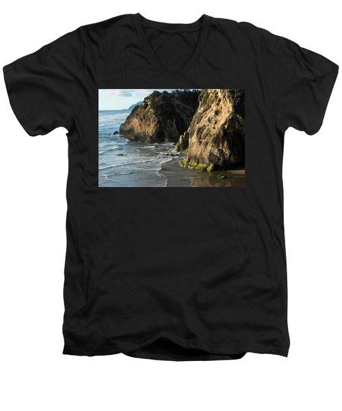 Hug Point Men's V-Neck T-Shirt