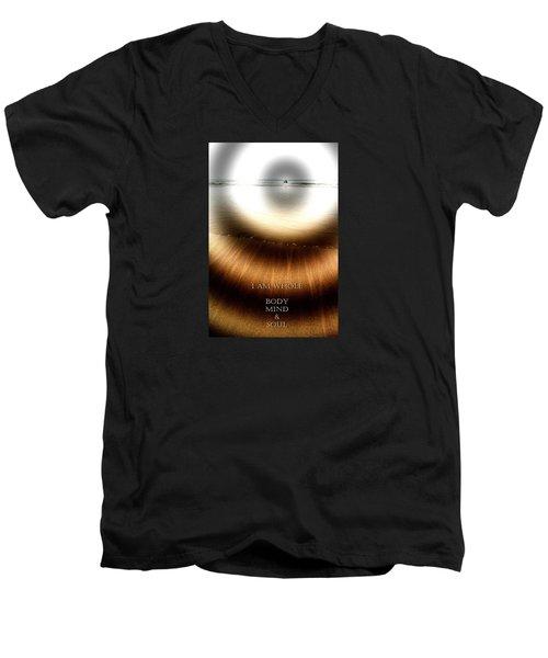 I Am Whole Men's V-Neck T-Shirt