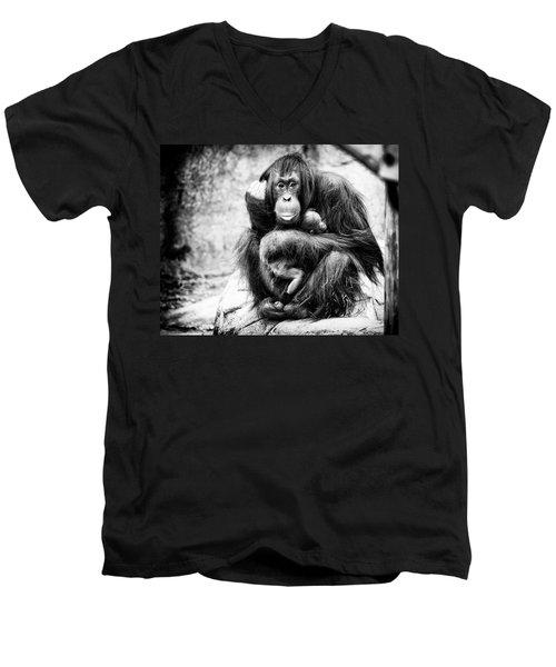 I Feel Pretty Men's V-Neck T-Shirt