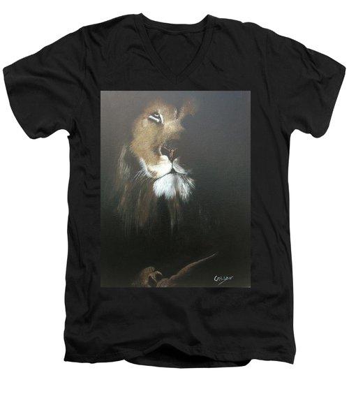 I Own The Night Men's V-Neck T-Shirt