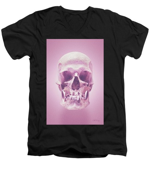 Men's V-Neck T-Shirt featuring the photograph Ice Cream II by Joseph Westrupp