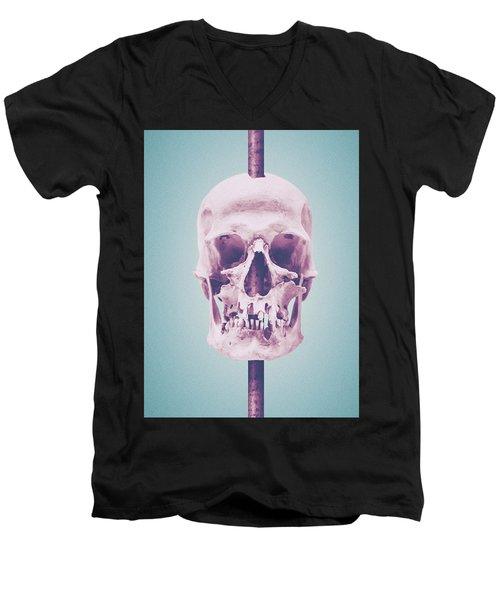 Men's V-Neck T-Shirt featuring the photograph Ice Cream by Joseph Westrupp
